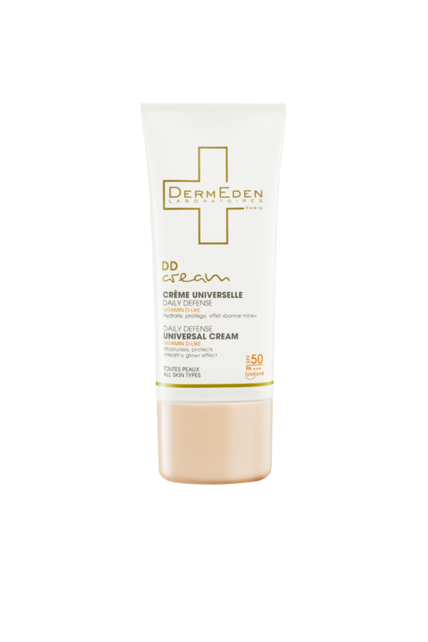 DermEden Daily Defense Univeral Cream SPF 50